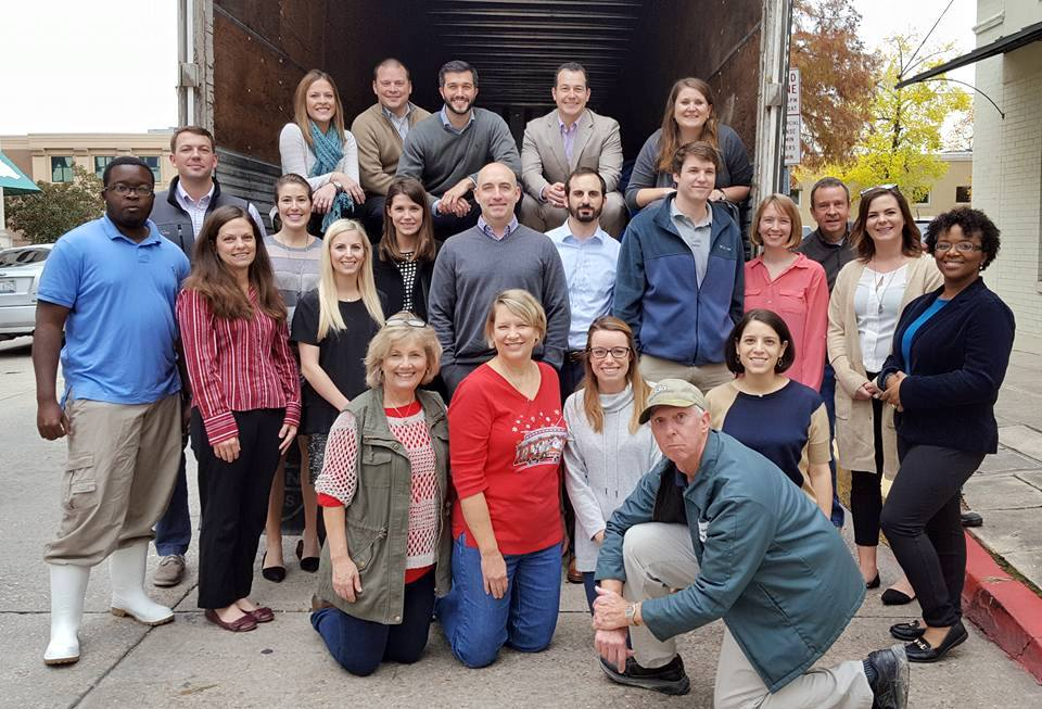BSW participates in Baton Rouge Bar Foundation's Holiday